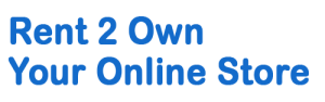 Rent 2 Own Your Online Store Logo